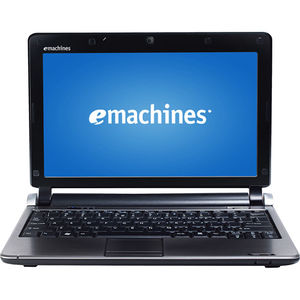 Netbook acer emachines 250 (em250). Download drivers for windows.