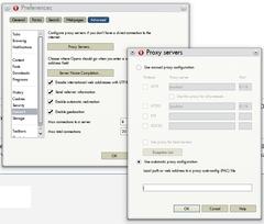 ProxyAutoConfig - Gentoo Wiki