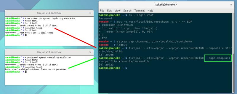 Sakaki's EFI Install Guide/Sandboxing the Firefox Browser
