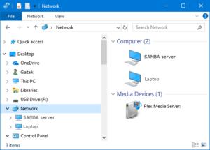 Samba/Guide - Gentoo Wiki