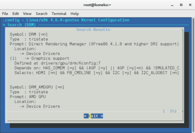 Sakaki's EFI Install Guide/Setting up the GNOME 3 Desktop - Gentoo Wiki